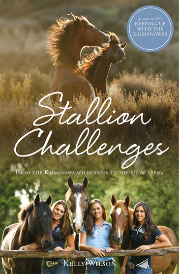 Stallion Challenges: From the Kaimanawa Wilderness to the...